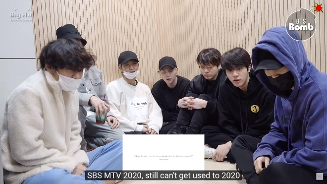 BTS, BTS Black Swan, Jimin não cá vàng, Black Swan Reaction, Black Swan BTS, bts, bts 2020