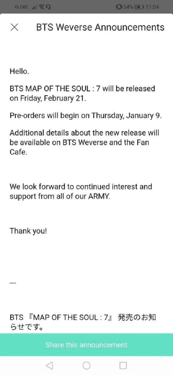 BTS, BTS album mới, BTS ra mắt album mới, Map Of The Soul: 7, Map Of The Soul: Persona, bts thành viên, bts 2020