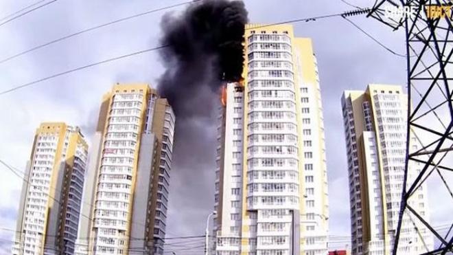 cháy nhà, chung cư cháy, cháy tại Nga, moskva, tử vong, thương vong, thiệt mạng, hoả hoạn