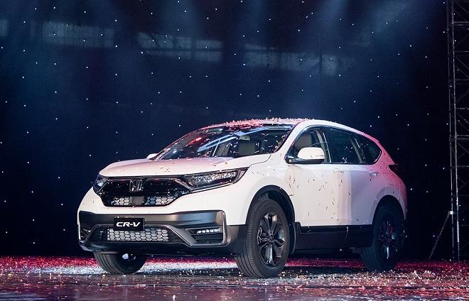 Honda, Honda Việt Nam, CR-V, Honda CR-V, CR-V 2020, ô tô