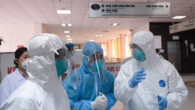 Việt Nam ghi nhận 417 trường hợp dương tính với SARS-CoV-2