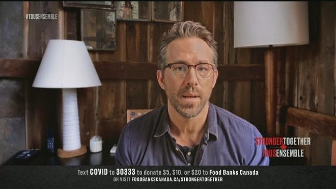 Dịch COVID-19, Justin Bieber, Celine Dion, truyền thêm nhiệt huyết, chống dịch COVID-19, Margaret Atwood, Ryan Reynolds