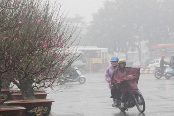 Dự báo thời tiết, du bao thoi tiet, thời tiết Tết 2020, thời tiết xuân canh tý 2020, thời tiết, Hà Nội mưa, thoi tiet