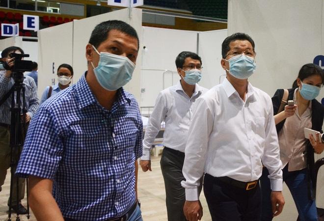 COVID-19, cập nhật covid-19, COVID-19 Đà Nẵng, bệnh viện dã chiến