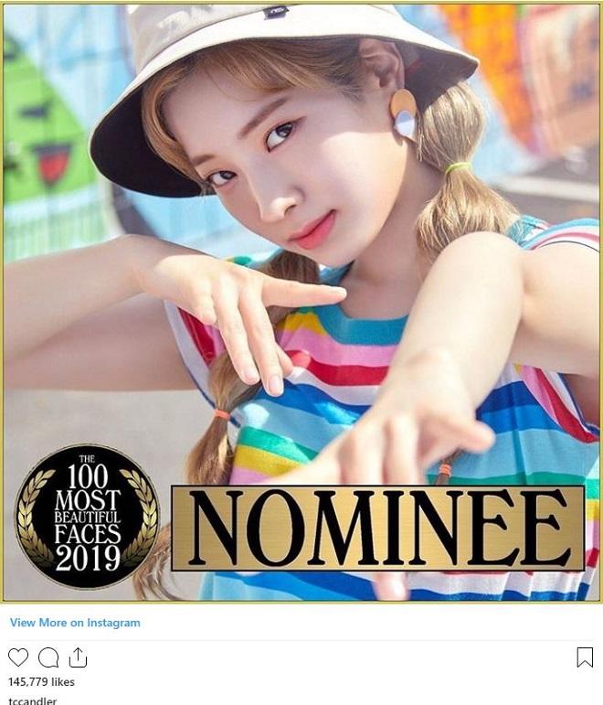 Twice, 100 khuôn mặt xinh đẹp nhất thế giới 2019, Twice nayeon, twice mina, twice momo, twice tzuyu, twice jihyo, twice Jeongyeon, twice sana, twice Dahyun, Chaeyoung