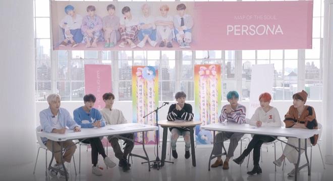 BTS, BTS tin tức, BTS thành viên, BTS Suga, Suga BTS, BTS Bow With Luv, Suga, Map Of The Soul: Persona
