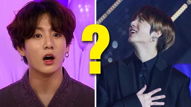 'Chết cười' khi Jungkook BTS không thể nhận ra chính mình