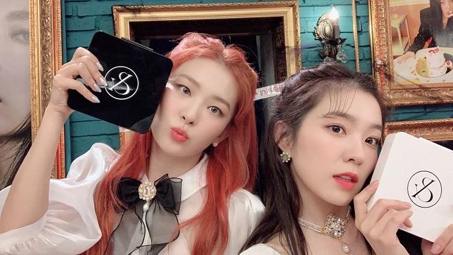 Red Velvet, Irene, Monster, Seulgi, Irene Red Velvet nhập viện, Irene Red Velvet đóng MV 'Monster', chương trình Cultwo Show, Red Velvet chấn thương
