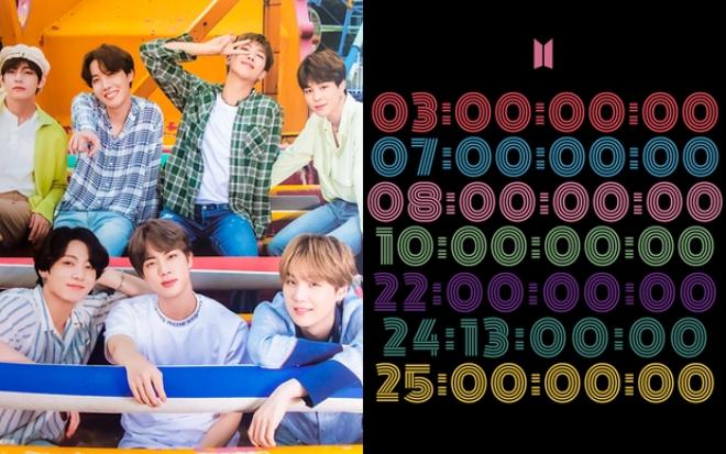 BTS, BTS tin tức, BTS comeback, BTS thành viên, BTS 21 8, Columbia Records