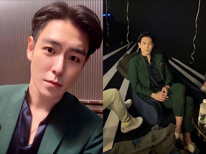 T.O.P, Bigbang, hẹn hò, mỹ nhân nhà SM, Big Bang