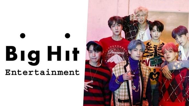 Big Hit cùng thành công của BTS, lọt top công ty sáng tạo nhất thế giới