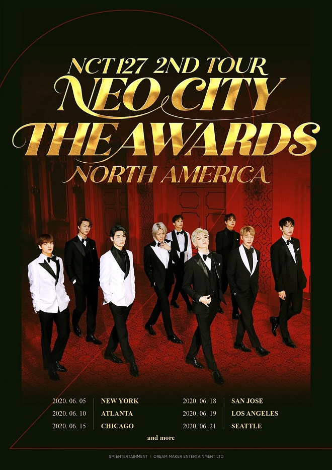 BTS, Twice, Red Velvet, Tour diễn khủng bị COVID-19 thổi bay, Seventeen, NCT, BTS – Map Of The Soul Tour, Twice – TwiceLights, Seventeen – Ode To You, Neo City The Awards