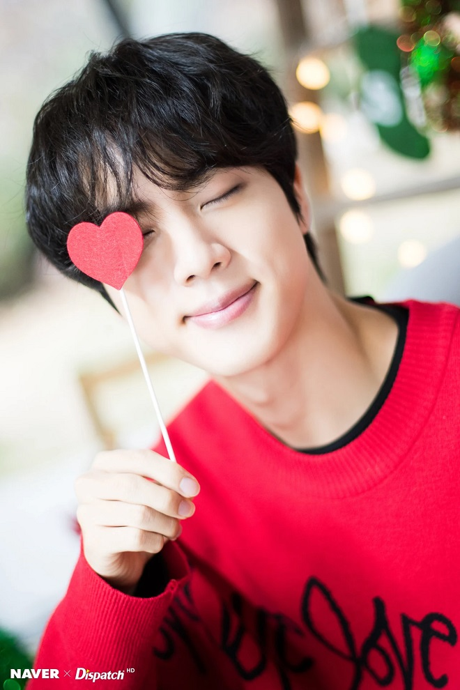 BTS, thần tượng của Jin BTS, BTS Jin, Hollywood crush, bts, bts 2020, jin