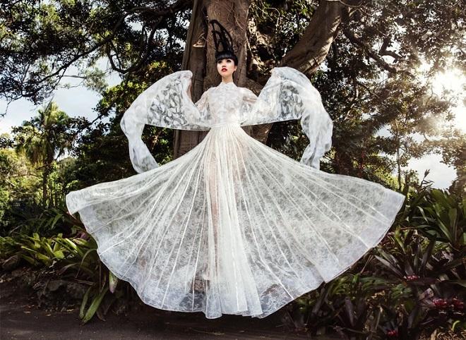 Jessica Minh Anh, siêu mẫu, quốc tế, du lịch, quảng bá, hình ảnh, Việt Nam