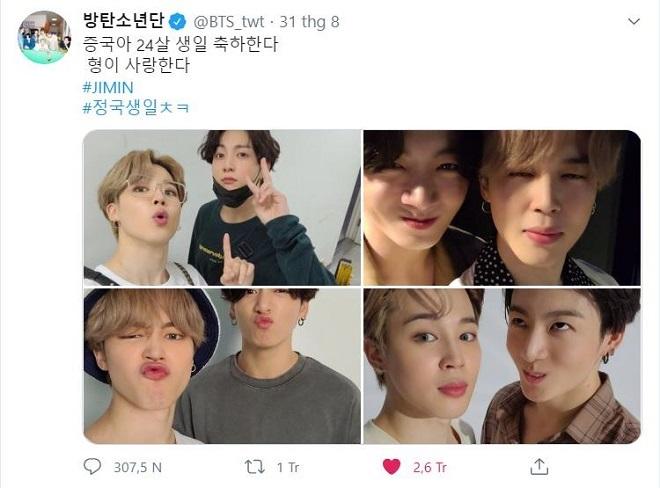BTS, BTS tin tức, Jimin BTS, BTS Jimin, Jimin, ông hoàng mạng xã hội, Kpop, kỷ lục, BTS YouTube, BTS thành viên, BTS bài hát, BTS TikTok, BTS Twitter