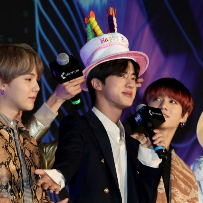 lễ trao giai mama 2019, Jin BTS, BTS MAMA 2019, MAMA 2019. Mnet Asian Music Awards 2019, BTS Jin, BTS
