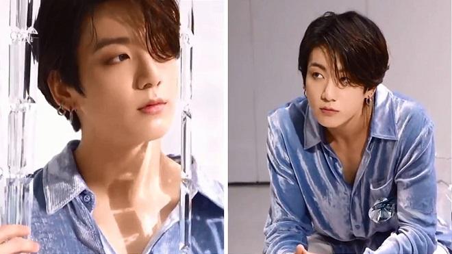Điều gì nóng bỏng hơn cả ảnh của Jungkook BTS?