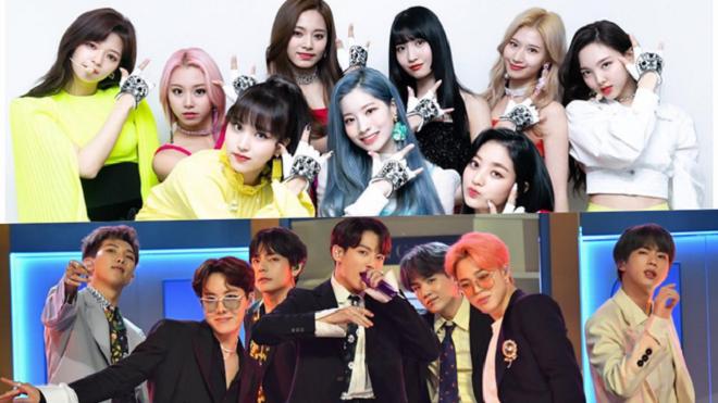 Twice, khiến BTS phải chạy dài, ca khúc của năm, BTS, Twice 2019, BTS 2019