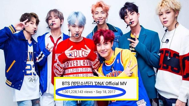 BTS là nhóm nhạc nam Hàn đầu tiên đạt thành tích này