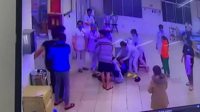 gây rối, đánh điều dưỡng, Lâm Đồng