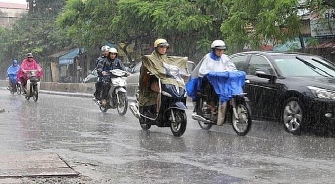 Dự báo thời tiết, thời tiết hôm nay, thời tiết Hà Nội, Đà Nẵng, Thanh Hóa, Huế