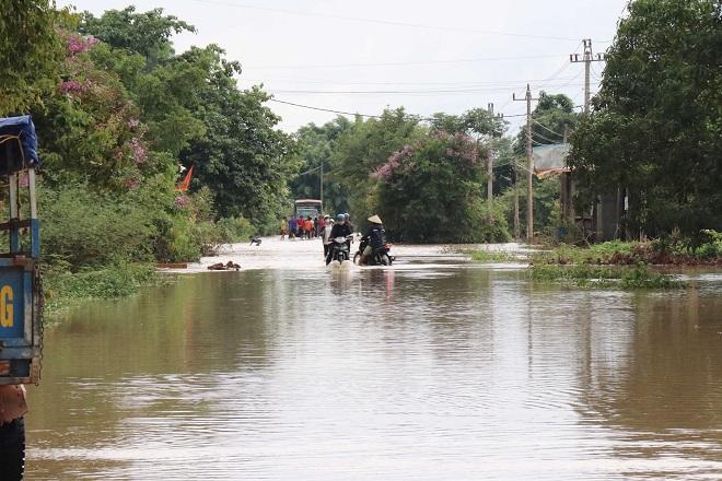 Mưa lũ, thời tiết, mưa bão, mưa dông, mưa lớn, áp thấp nhiệt đới