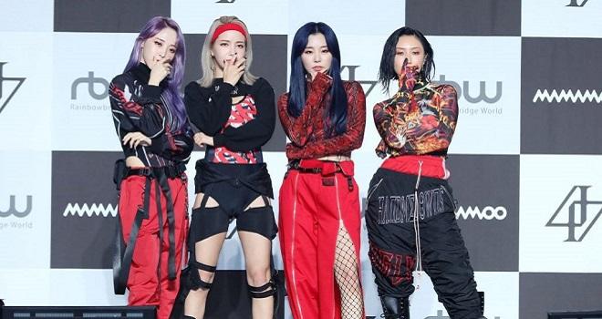 Mamamoo, Hwasa, RBW Entertainment, Maria, Blackpink. Red Velvet. Mamamoo nhá hàng sản phẩm mới gây tranh cãi