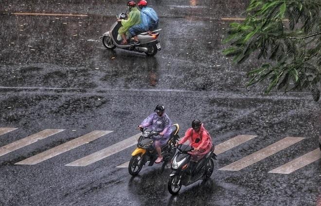 Dự báo thời tiết, Bắc Bộ, Chấm dứt nắng nóng, Thời tiết hôm nay, thời tiết, mưa dông