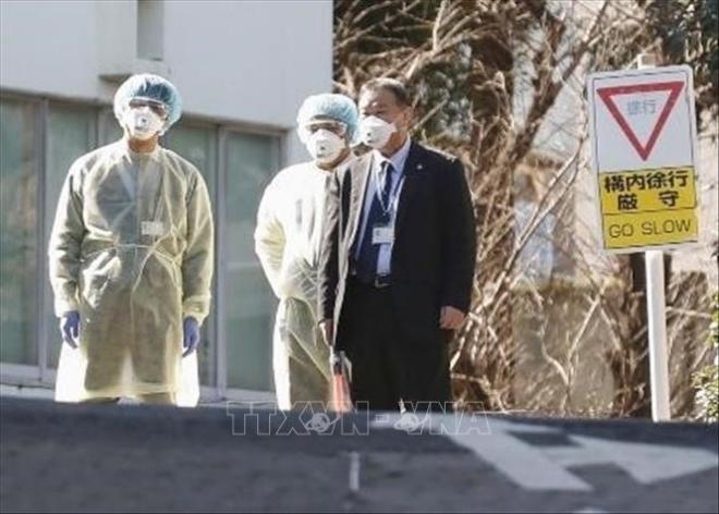 Nhật Bản, cô lập thành công virus corona, corona virus, viêm phổi cấp, viêm phổi trung quốc, viêm phổi vũ hán, cô lập thành công, kháng virus