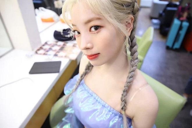 Dahyun Twice, nữ chính Frozen ngoài đời thực, Twice, Frozen, Frozen 2, Dahyun, Twice Dahyun, Nữ hoàng băng giá