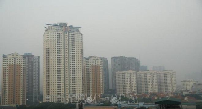 Hà Nội, ô nhiễm không khí, ô nhiễm, bảo vệ sức khỏe