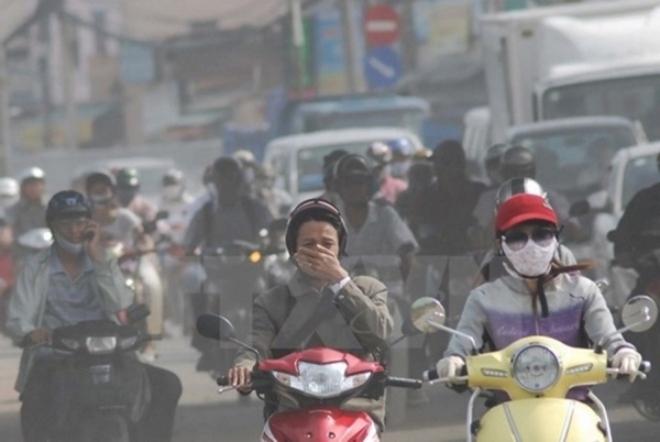 Hà Nội, Paris, ô nhiễm môi trường, ô nhiễm không khí, ô nhiễm không khí ở Hà Nội, chiến dịch truy tìm không khí sạch