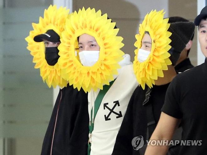 BTS, nam thần hoa hướng dương hóa ra là một hình phạt, Run BTS!, Run BTS! 94, bts 2020, bts youtube, bts thành viên, bts jin, bts v, bts rm, bts suga, bts j-hope