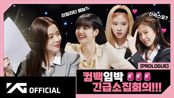 Blackpink, ảnh teaser comeback, Blackpink trở lại, màu tóc mới, Blackpink tin tức