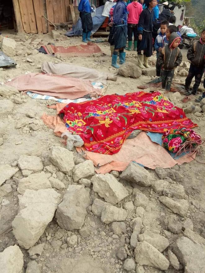 Hà Giang, 5 người chết, 2 người bị thương, sập tường khi dỡ nhà, tai nạn, chết người, tin tức