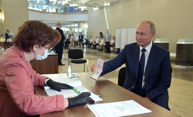 Nga, Putin, Liên bang Nga, sửa đổi, Hiến pháp