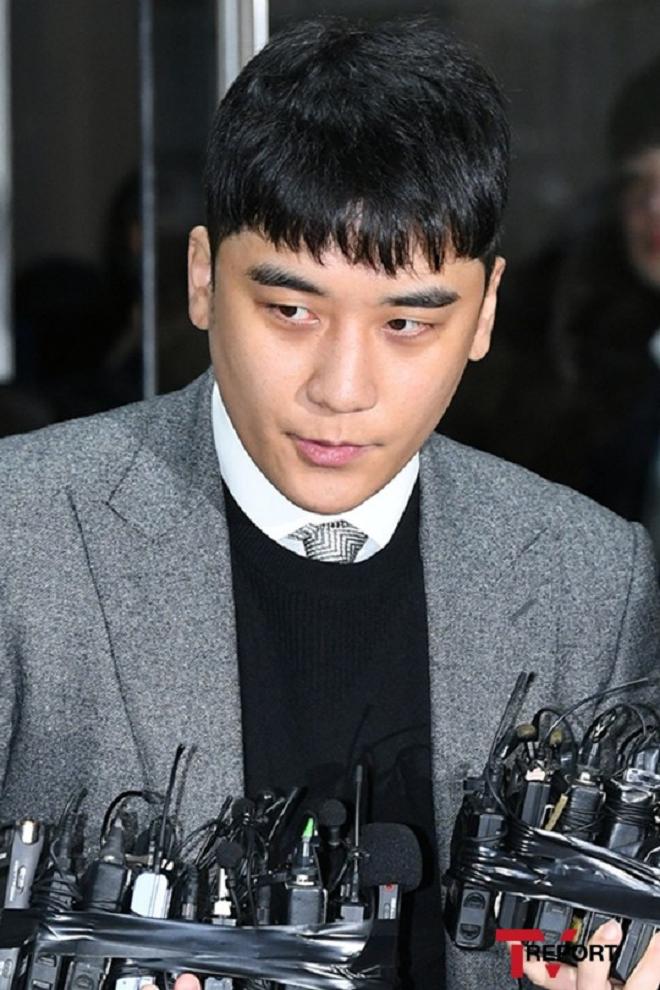 Bigbang, lệnh bắt giữ Seungri, bắt giữ cựu thành viên Bigbang, Big Bang, Seungri có mặt tại phiên điều trần