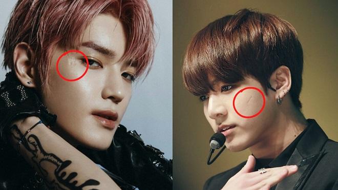 Nam thần Kpop có vết sẹo 'độc' trên khuôn mặt: BTS, EXO, SHINee