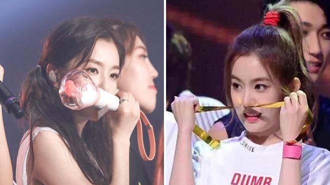 Fan tìm ra sở thích 'kỳ lạ' của Irene Red Velvet