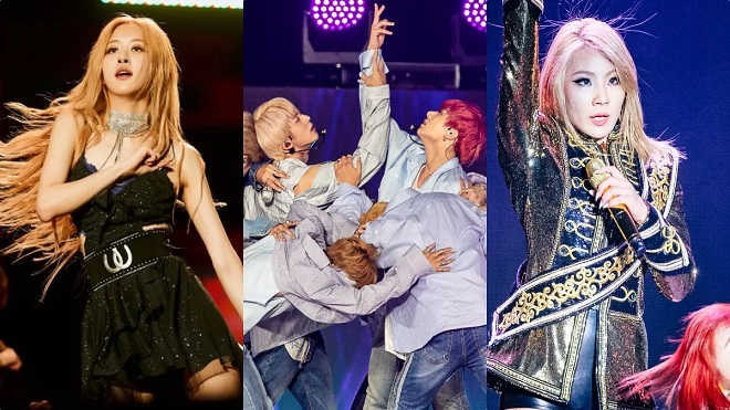 BTS, Blackpink, 2NE1, Kpop, so sánh, BTS tin tức, BTS thành viên, Boy With Luv, Dynamite, BTS Dynamite