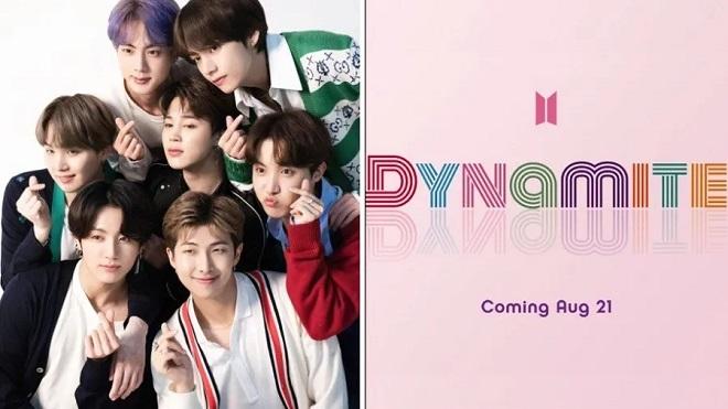 BTS, BTS tin tức, BTS Dynamite, Dynamite, đĩa đơn, hiệu ứng, Instagram
