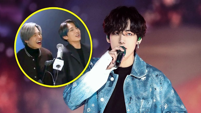 V BTS có cơ hội thể hiện khả năng tiếng Anh nhờ Jimin và Jungkook