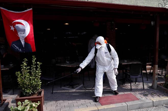 Dịch COVID-19, số ca nhiễm trên thế giới vượt 600.000 người, Đức, Thổ Nhĩ Kỳ, COVID-19