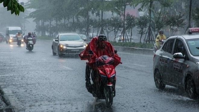 Dự báo thời tiết, thời tiết, nắng nóng, mưa dông, Hà Nội, Đà nẵng, Thời tiết hôm nay, thời tiết ngày mai