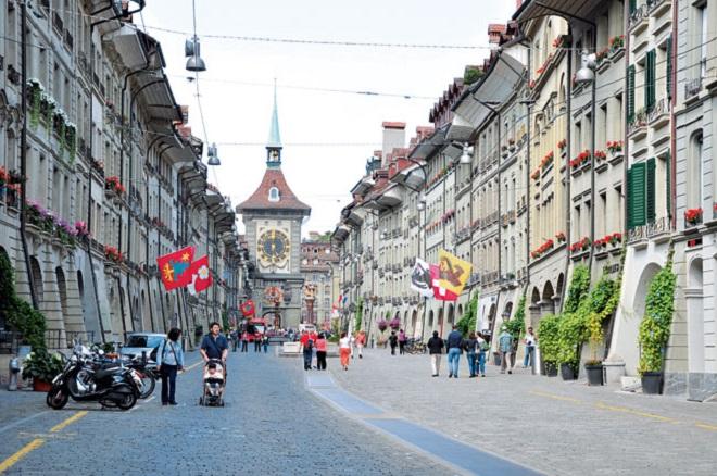 Thụy Sĩ, tỷ phú giảm, người nghèo tăng