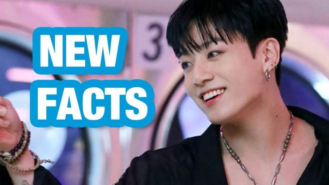7 thông tin thú vị về Jungkook BTS trong năm 2021