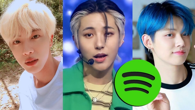 BTS và Blackpink là sao K-pop thống trị Spotify 2021