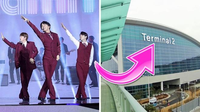 BTS siêu 'kỹ tính' khi chọn sân bay làm nơi biểu diễn cho Billboard