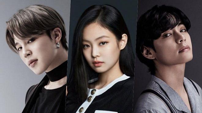 BXH Thần tượng tháng 1: Jimin BTS dẫn đầu, Jennie Blackpink thăng hạng 'chóng mặt'