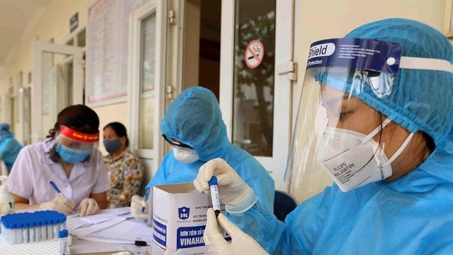 Thêm 12 bệnh nhân dương tính với Covid-19, đã được cách ly sau nhập cảnh
